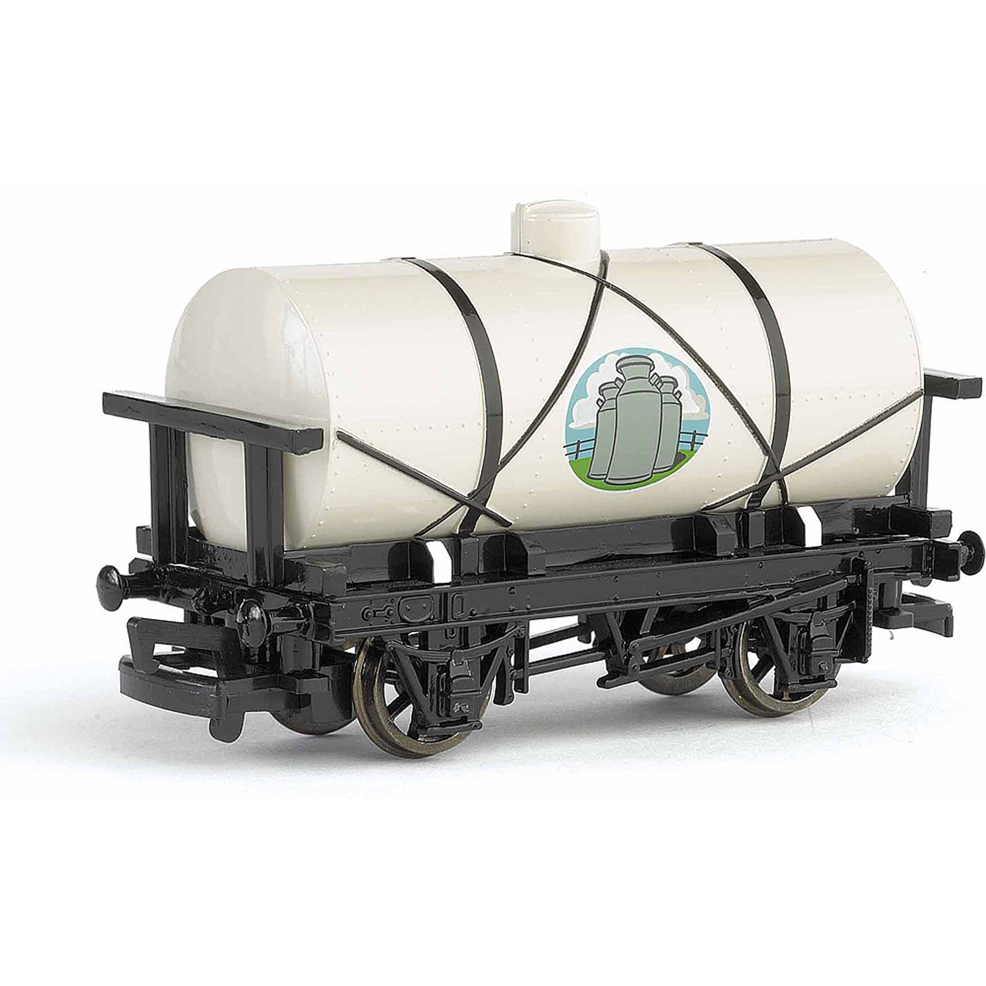 Bachmann Trains Thomas and Friends Cream Tanker, HO Scale Train by Bachmann