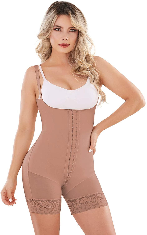 Shape Concept 056 Fajas Colombianas Reductoras y Moldeadoras High Compression Garments After Liposuction Bodysuit