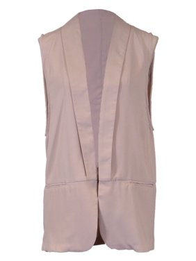 d08298fb01540 Product Image Gentle Fawn Brand Rochester Champagne Drop Armpit Sleeveless  Vest with Lapel