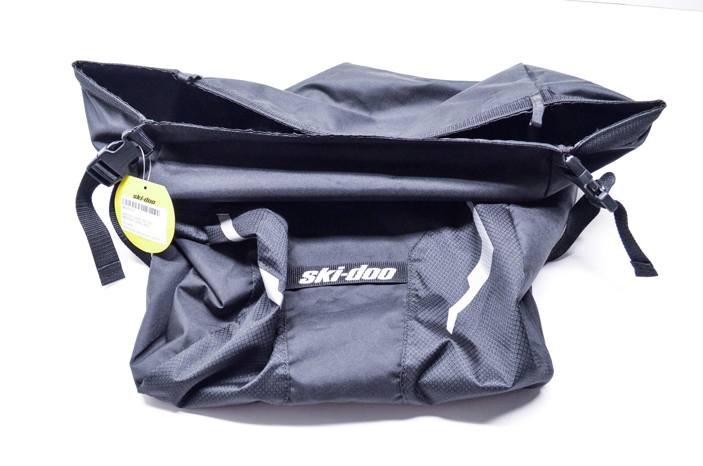 BRP, Can-Am, Sea-doo, Ski-Doo 860200787 BRP Black Medium Ski-Doo Tunnel Bag QTY 1 by BRP, Can-Am, Sea-doo, Ski-Doo