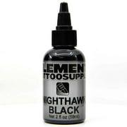 Best Tattoo Black Inks - Element Nighthawk Black Tattoo Ink 2oz Review