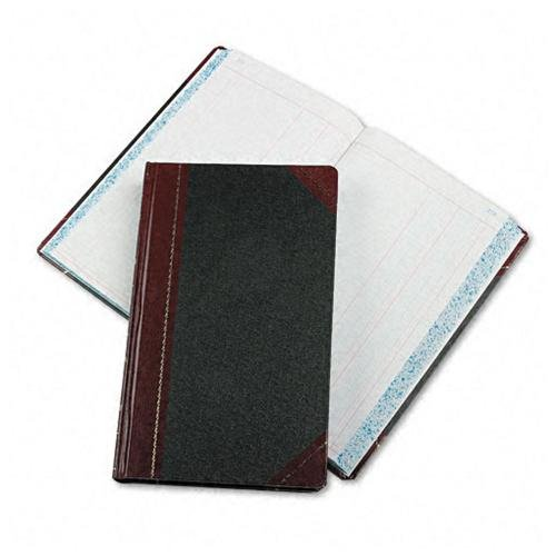 Boorum & Pease 9 Series Journal Ruled Account Book 250 SHeet[s] Sewn Bound White 1each (9500j) by ESSELTE