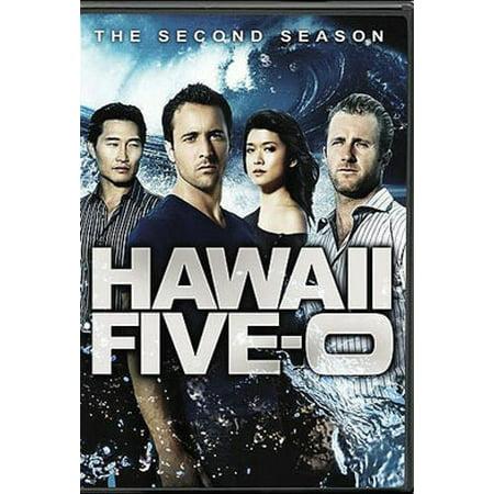 Paramount Hawaii Five O-second Season [2010] [dvd/6discs]