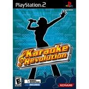 Karaoke Revolution Bundle PS2