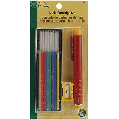 Dritz Quilting Chalk Cartridge Set
