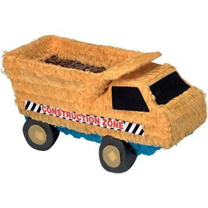 Ya Otta Pinata BB001375 Construction Truck Pinata