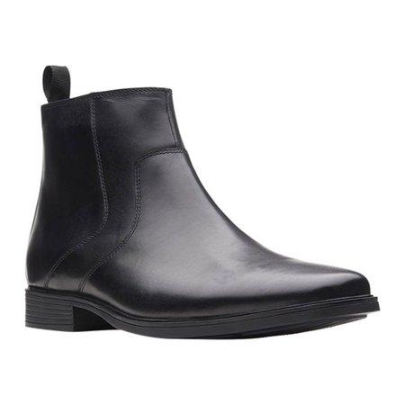 Men's Clarks Tilden Zip II Ankle Boot