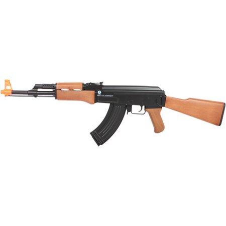 Image of Kalashnikov AK47 Entry-Level AEG, Black/Brown