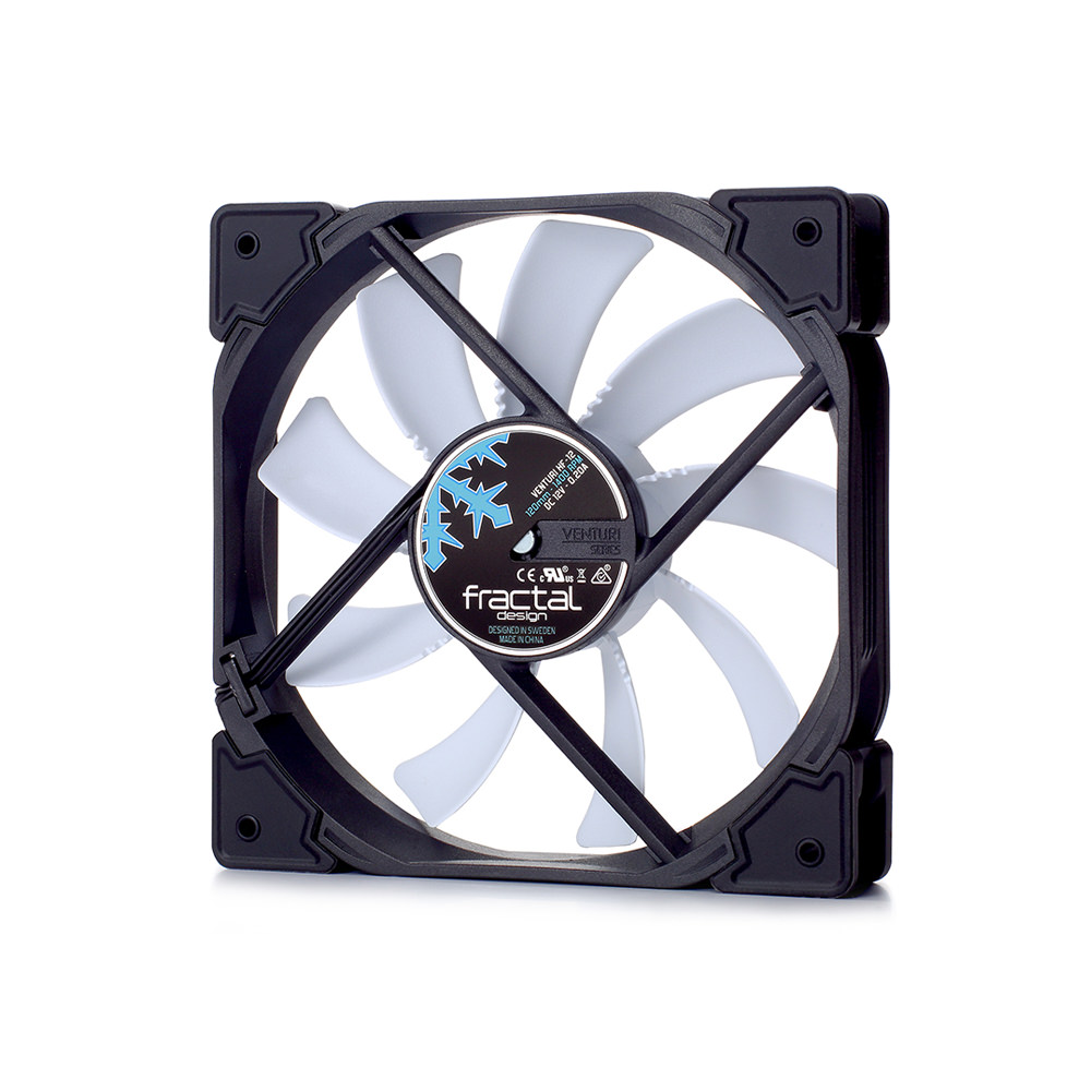Venturi HF 12 White Case Fan
