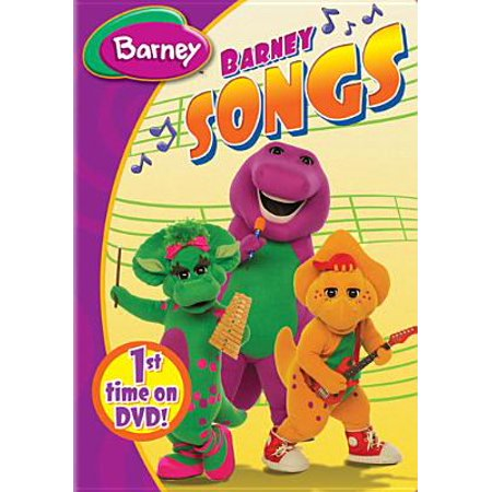 Barney: Barney Songs (Widescreen) (Family Friendly Halloween Songs)