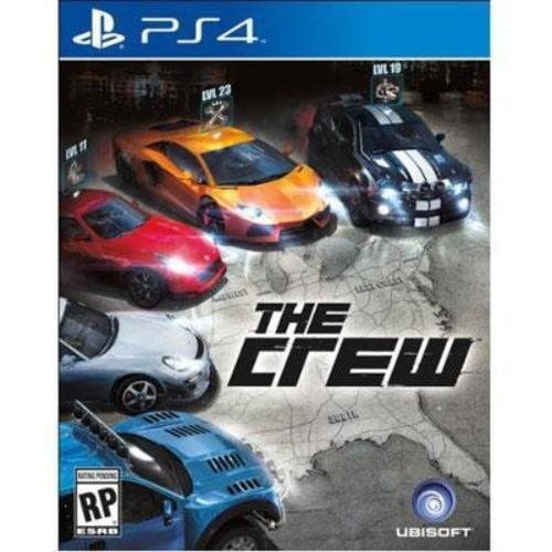 Ubisoft The Crew - Racing Game - Playstation 4 (ubp30500967)