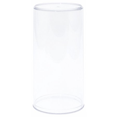 Round Acrylic Display Cases for Dolls, Bears, Action Figures - 4