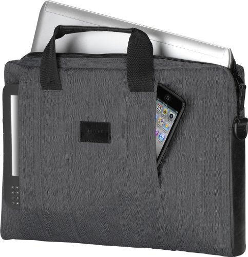 Targus CitySmart Slipcase for 16-Inch Laptops, Gray (TSS59404US)
