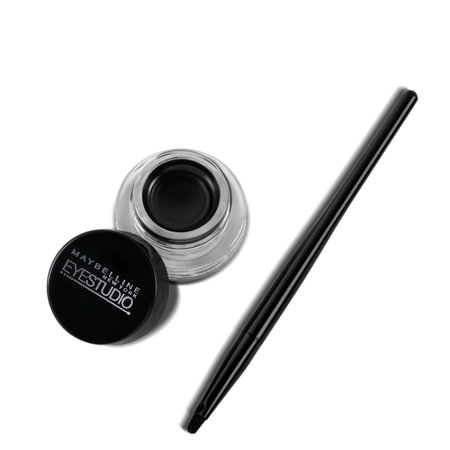 Maybelline New York Lasting Drama Gel Eyeliner, Blackest Black, 2.5g