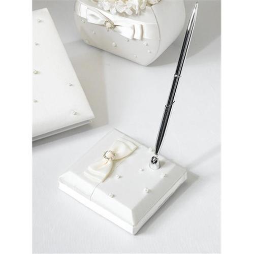 Scattered Pearl Pen Set, Ivory