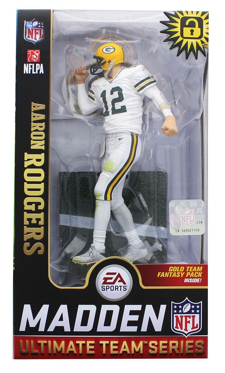 f776b0839 Green Bay Packers Madden NFL 19 Ultimate Team Series 1 - Aaron ...