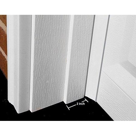 Professional Grade Weatherstripping 39 Pieces For Overhead Door