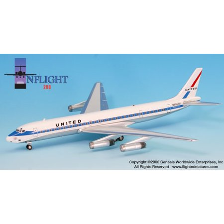United Airlines Dc 8 62  Mainliner  1 200