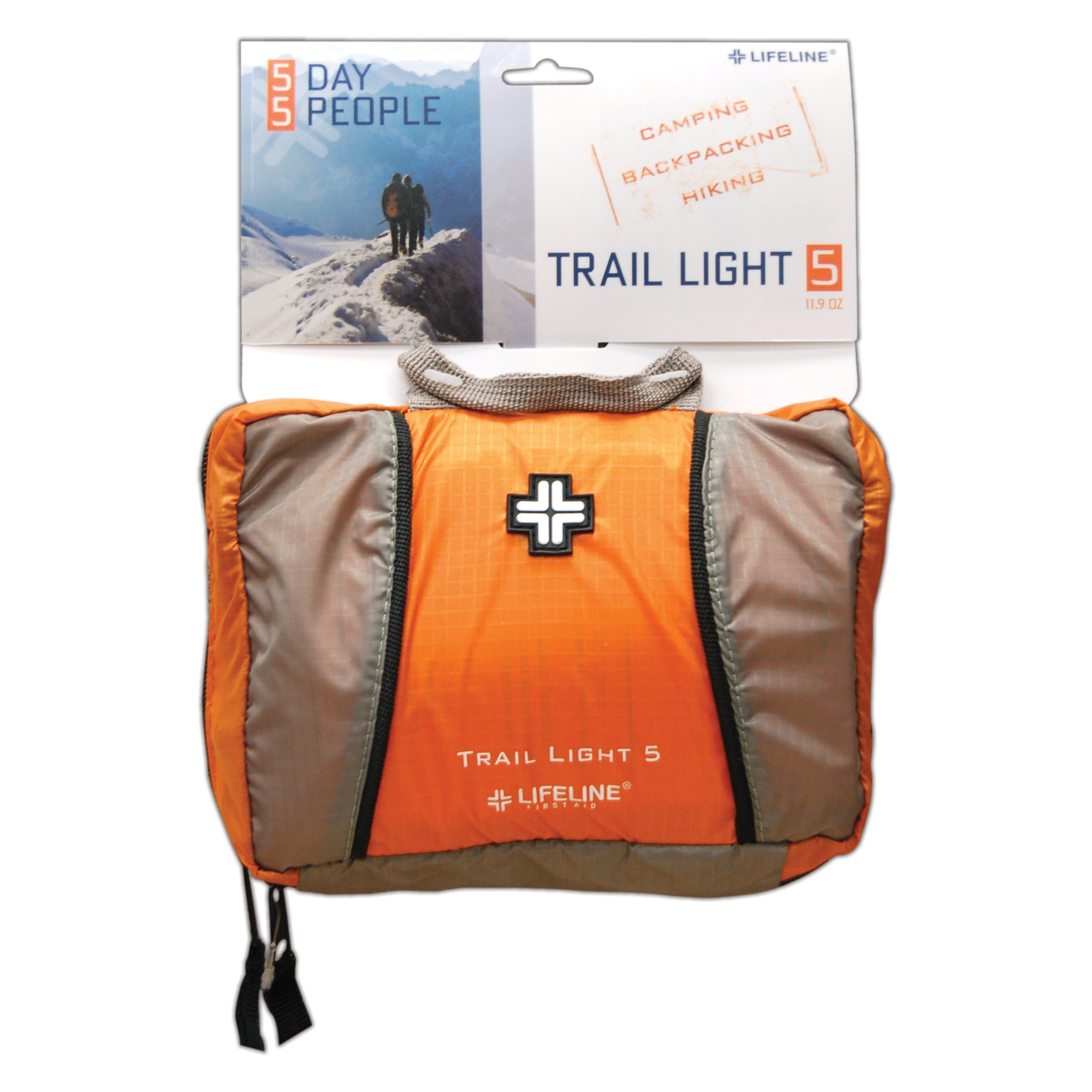 Lifeline Trail Light 5 First Aid Kit 99 Pieces by Lifeline