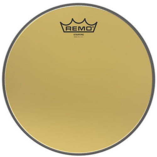 "Remo 22"" Gold Starfire Resonant Bass Drum Head by Remo"