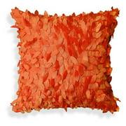 A1 Home Collections Potpourri Lasercut Polyester Throw Pillow