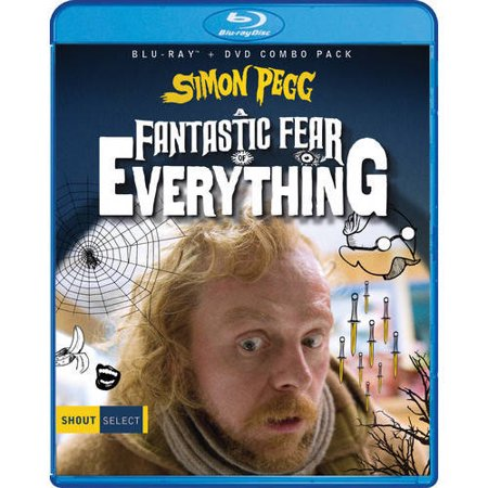 A Fantastic Fear Of Everything  Blu Ray   Dvd   Walmart Exclusive