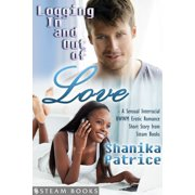 Logging In and Out of Love - A Sensual Interracial BWWM Erotic Romance Short Story from Steam Books - eBook