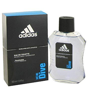 Adidas Ice Dive By Adidas Eau De Toilette Spray 3.4 oz - image 2 of 2