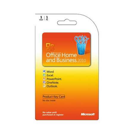 microsoft office home and business 2010 product key card. Black Bedroom Furniture Sets. Home Design Ideas