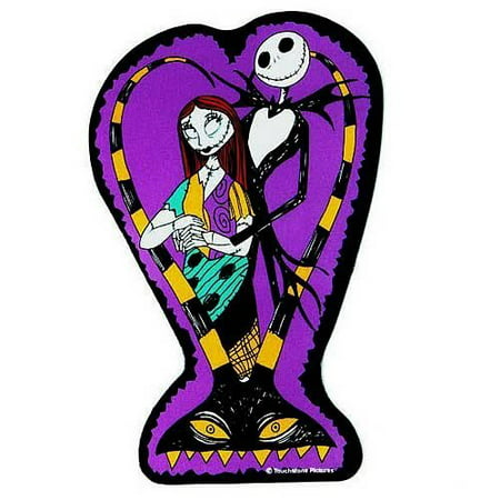 Car Magnet - Nightmare Before Christmas - Jack and Sally New Toys 21566