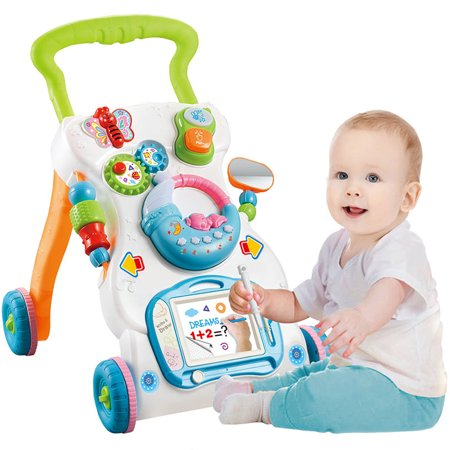 Baby Walker Multi-Function Stroller Best Toy For Children To Learn