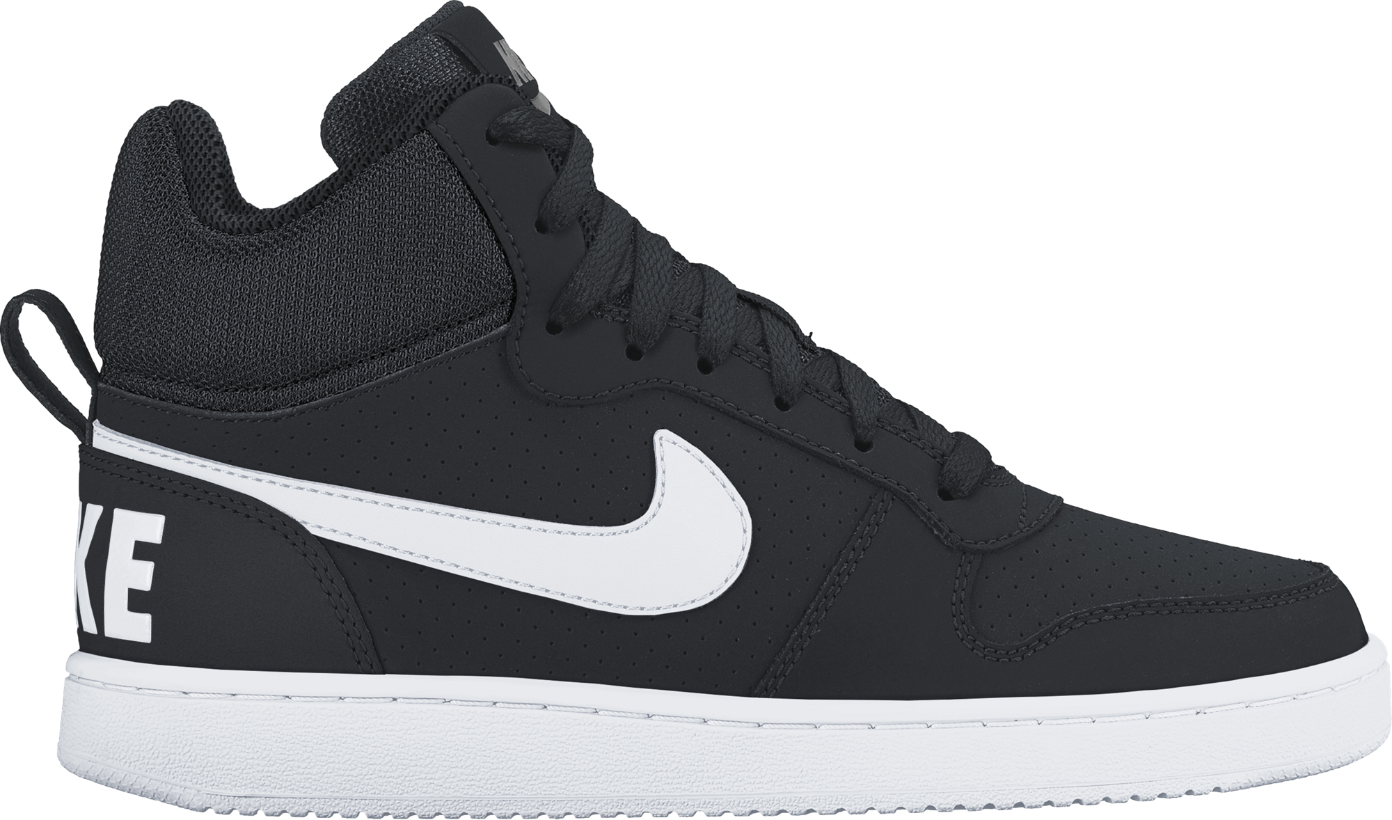 Court Borough Mid Basketball Shoes