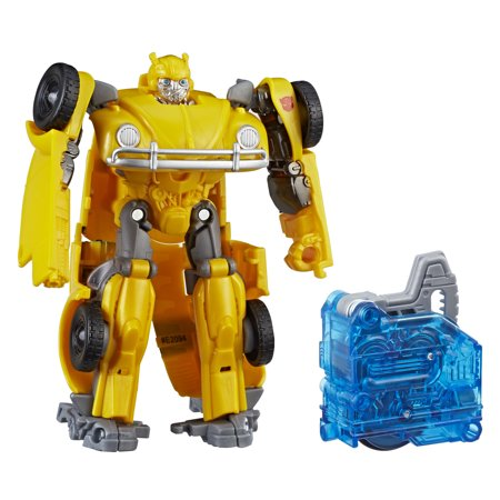Transformers Bumblebee: Energon Igniters Nitro Series Bumblebee - Bumblebee Costume Transforms Into Car