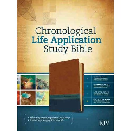 Bible Reviewer: Chronological Life Application Study Bible ...