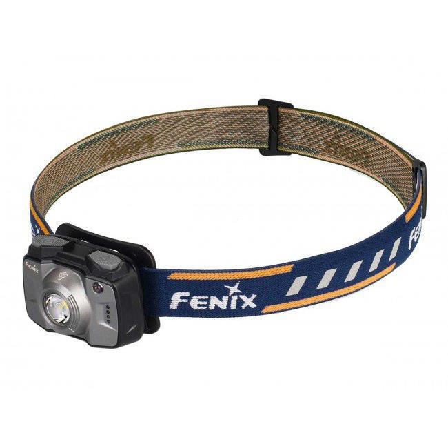 Fenix Flashlights HL32 LED Headlamp, Rechargeable, Grey FX-HL32RG