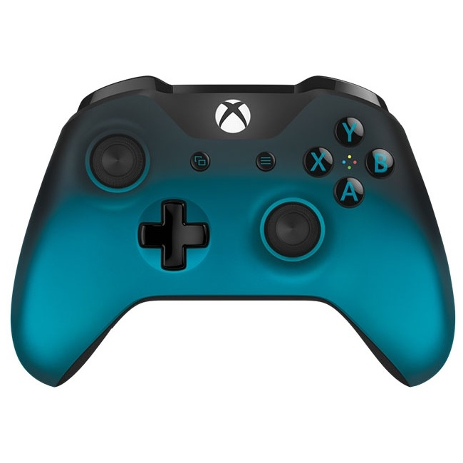 Microsoft Xbox One Wireless Controller Special Edition - Ocean Shadow
