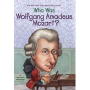Who Was Wolfgang Amadeus Mozart? - eBook