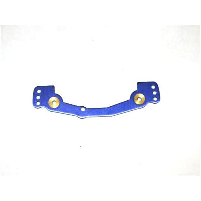 Redcat Racing 81010B Steering-Ackerman Plate - Blue - For Redcat RC Racing Vehicles