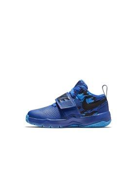 76d636ed75c Nike Team Hustle D 8 (PS) Pre-School Sneakers Boys 881942-404