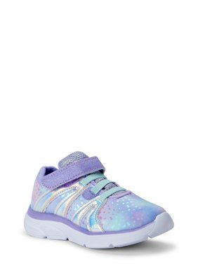 Athletic Works Shimmer Athletic Sneaker (Toddler Girls)