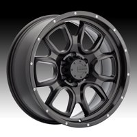 Mamba M19 Matte Black 18x9 5x5 -6mm (M198973N065)