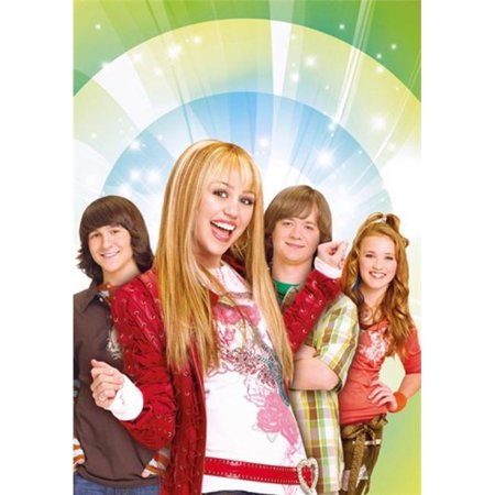 - Pop Culture Graphics MOV412134 Hannah Montana - Style G Movie Poster, 11 x 17