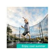 Trampoline Sprinkler, Trampoline Spray Water Park Fun Summer Outdoor Kids Water Sprayer Game Toys Trampoline Accessories