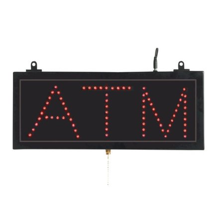 - AARCO High Visibility Led ATM Sign