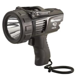 Streamlight Waypoint LED Rechargeable Black Handheld Pistol Grip Spotlight, 1000 Lumens - 44911