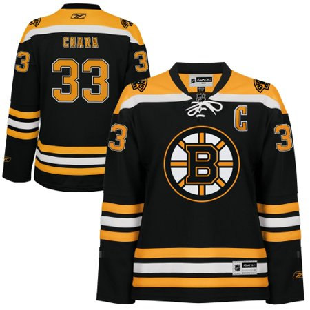 Zdeno Chara Boston Bruins Reebok Youth Home Premier Jersey - Black - L XL -  Walmart.com bea2b7a64