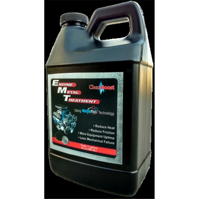 Boost Performance Products EMT64 64 oz Engine Metal Treatment