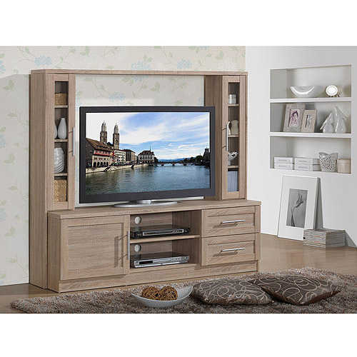 Techni Mobili Vegas Sand Home Entertainment Center for TVs up to 55""