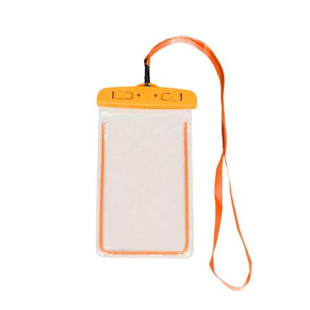 Waterproof PVC Swimming Bag Mobile Phone Case Cover Dry Pouch Universal - image 1 of 2
