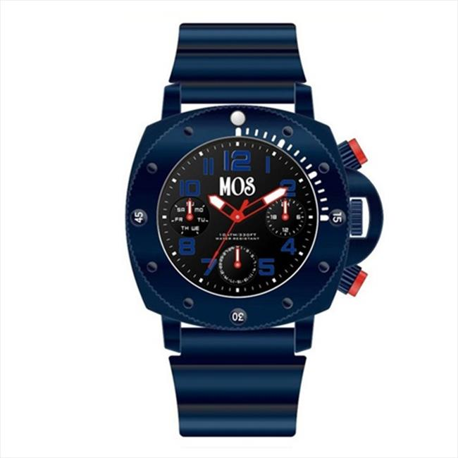 Mos Ny106 New York Mens Watch